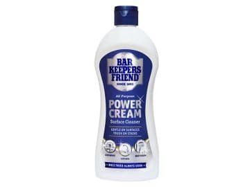 Bar Keepers Friend® Power Cream Surface Cleaner 350ml